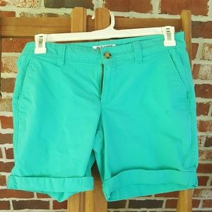 Worn once, teal Old navy  shorts